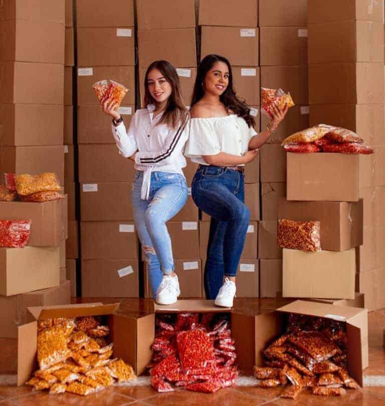 snacks saludables para vender