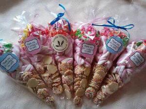 dulces para fiestas