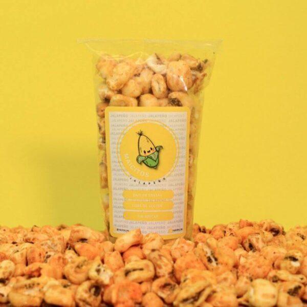 maiz inflado jalapeño